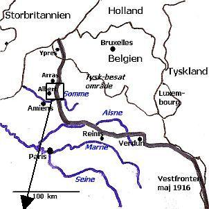 Vestfronten1916 1917 Dk